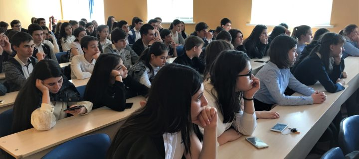 День открытых дверей в Международном колледже «Полиглот»